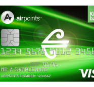 Air New Zealand Airpoints Low Fee Visa