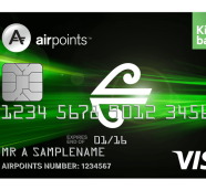Air New Zealand Airpoints Standard Visa