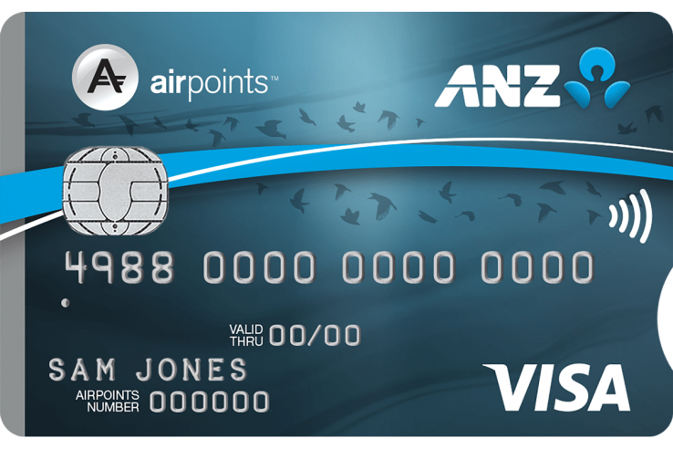 ANZ Airpoints Visa