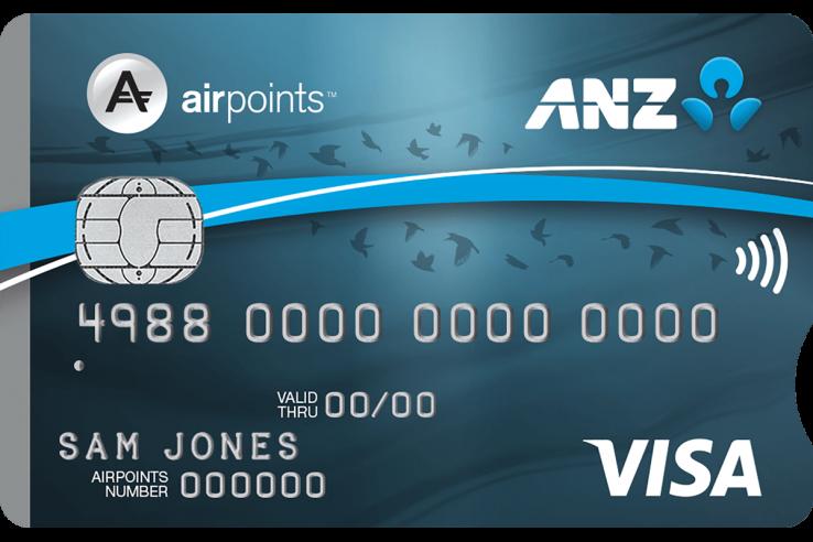 ANZ Airpoints Visa