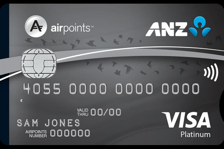 ANZ Platinum Visa