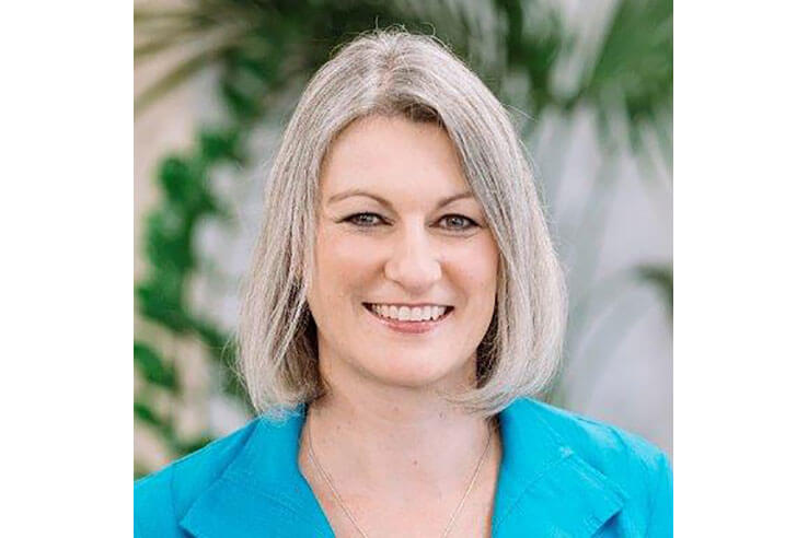 Airpoints for Business partner ANZ's Antonia Watson.