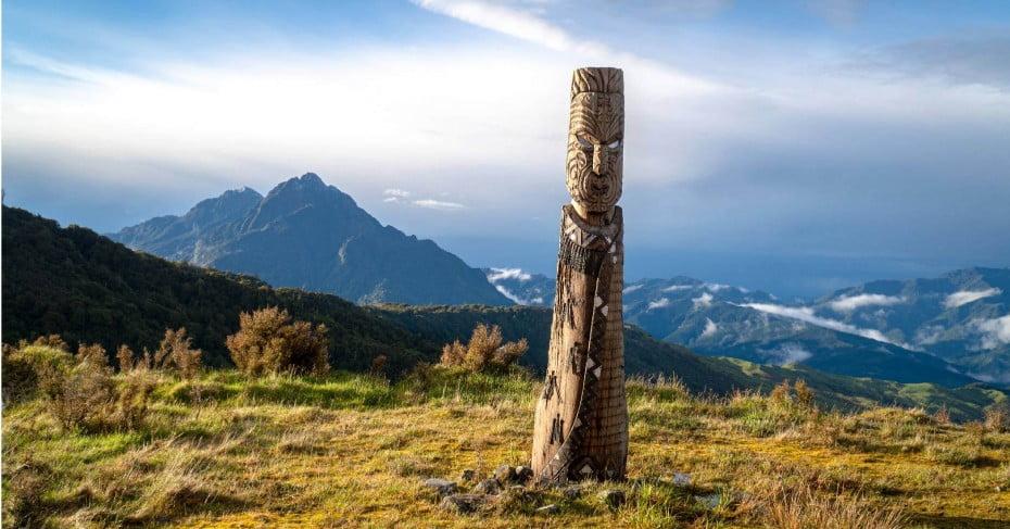 Mount Hikurangi, Gisborne, New Zealand