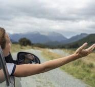 ニュージーランドでの安全なドライブ