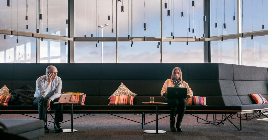 Christchurch Domestic Lounge