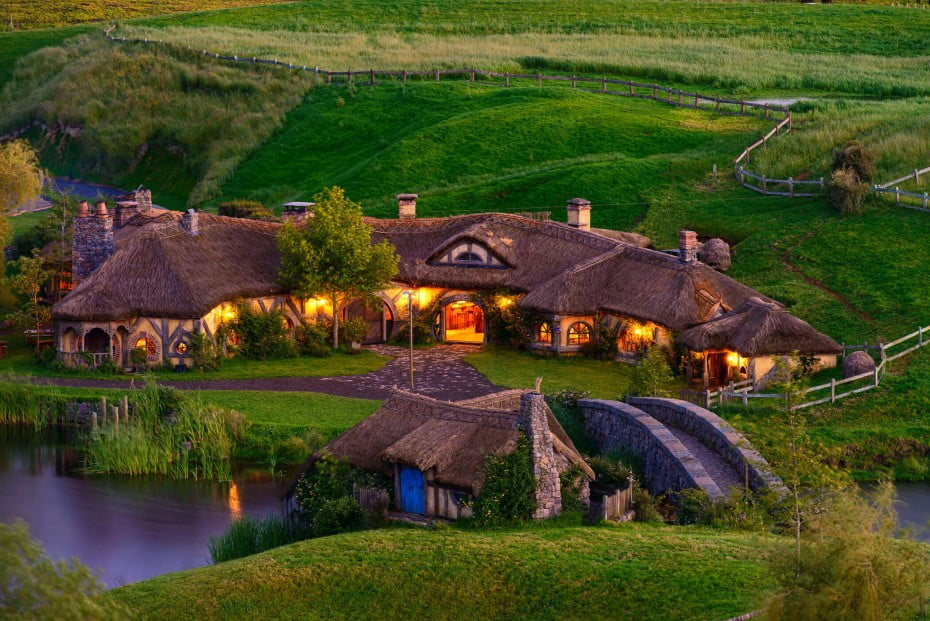 Green Dragon, Matamata, New Zealand.