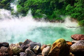 Hot pools, Taiwan