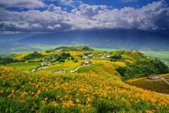 Sixty stone mountain, Taiwan