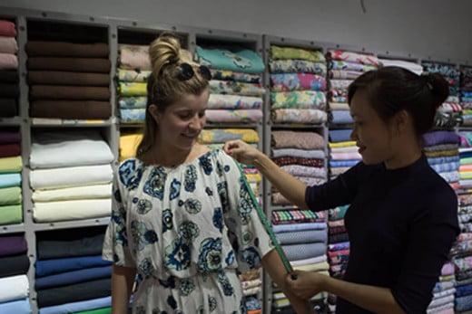 Tailoring, Vietnam.