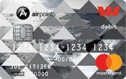 Westpac Airpoints Debit Mastercard.