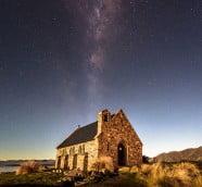 新西蘭觀星之旅