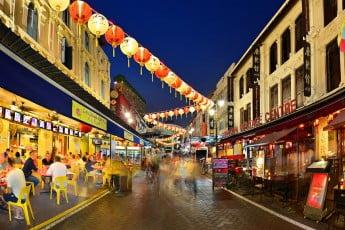 Chinatown Pathway, Singapore