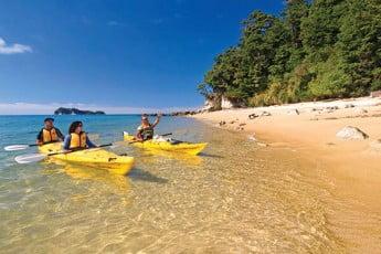 Nelson Abel Tasman Kayakers
