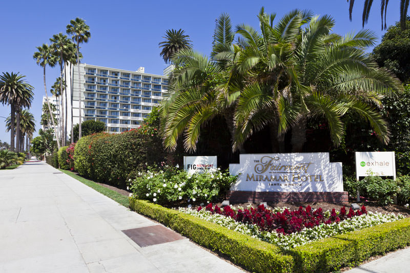 Fairmont Miramar, Los Angeles