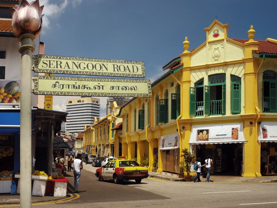 Singapore Serangoon Road