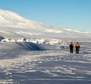 Antarctica Research