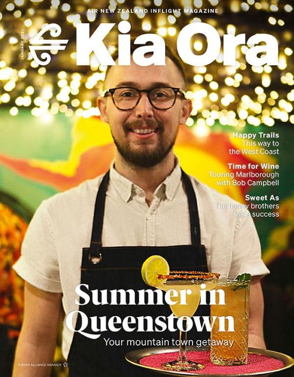 Kia Ora magazine - January issue 2021